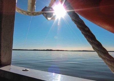 Horizon On The Dam